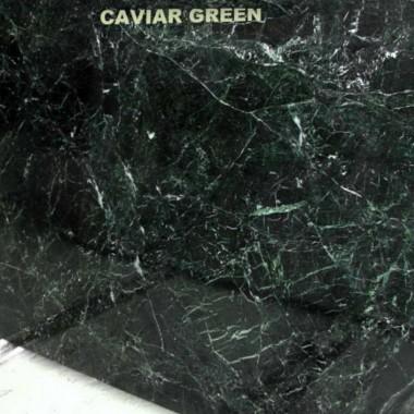Caviar Green - bl. -7656-slabs 47-250x145x2cm.